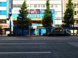中央通り(メイド服専門店前)-B